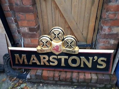 Reclaimed Pub Signs