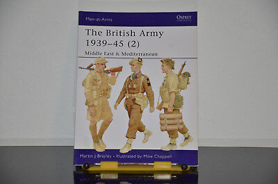 Osprey Men at Arms The British Army 1939-45 (2)