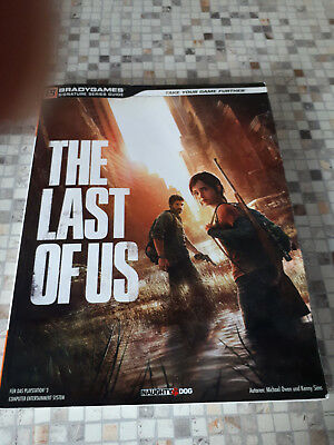 ✰✰ The Last of us  ✰✰ Lösungsbuch  ✰✰