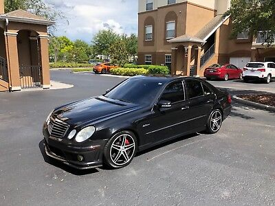 2007 Mercedes-Benz E-Class E63 2007 Mercedes Benz E63 AMG