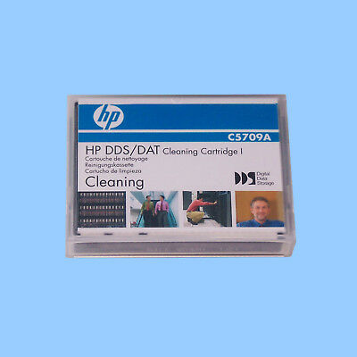 HP C5709A, DDS/DAT Cleaning Cartridge