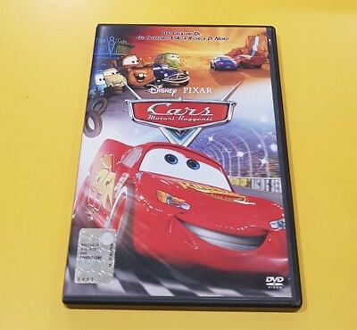 DVD Disney Pixar Cars Motori Ruggenti