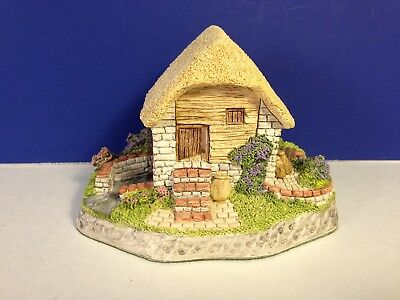 David Winter Cottages IRISH WATER MILL w/ COA No box Combine Shipping !