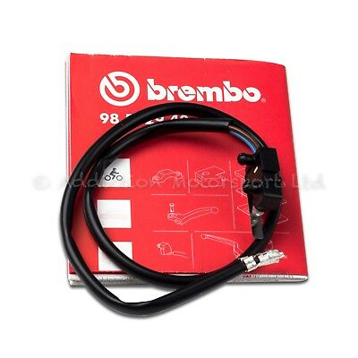 Genuine Brembo 19RCS Clutch Lever Micro Switch Microswitch 110467175
