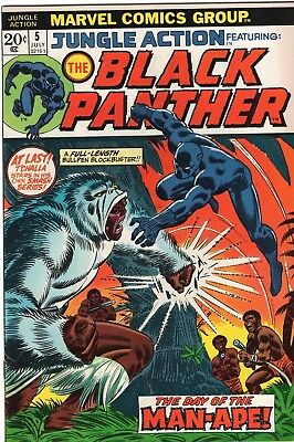 MARVEL 30 issue Comic Book LOT-Black Panther/Jungle Action Feat. Black Panther