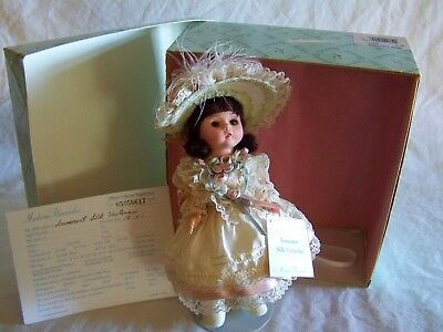 "Madame Alexander 8"" Doll - Innocent Silk Victorian"