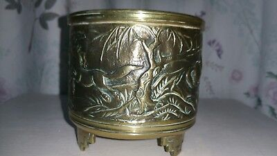 Antique Chinese Bronze Incense Burner Censer