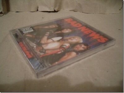 BAD NEWS (YOUNG ONES) cd UK RELEASE NEW FACTORY SEALED RARE
