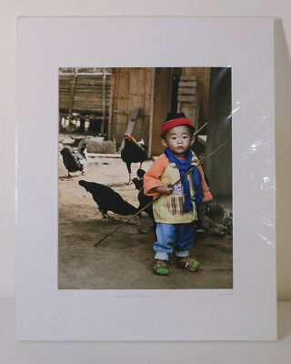 Lorrie Dallek Photography - Laotian Toddler - Signed & Numbered