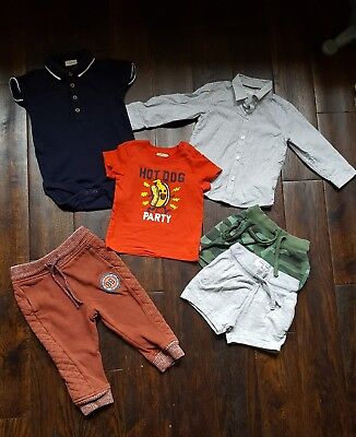 NEXT boys baby clothes bundle £8 for 6 items