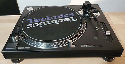 Technics SL-1210 MK2 in Top-Zustand - High End Modell mit Jelco SA 750 DB Arm!