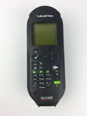 Wavetek CLI-1450 Signal Meter - For Parts or Repair - Untested