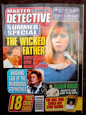Master Detective Magazine. 2000. Summer  Special.18 Stories. Good Condition.