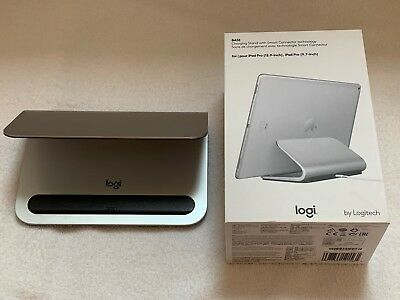 Logitech logi Smart Connector Charging Stand for iPad Pro