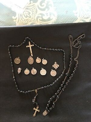 religious medals lot