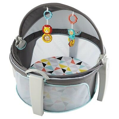 Fisher-Price On-the-Go Baby Dome - Windmill New