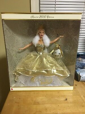 Holiday Celebration Special Edition 2000 Barbie Doll
