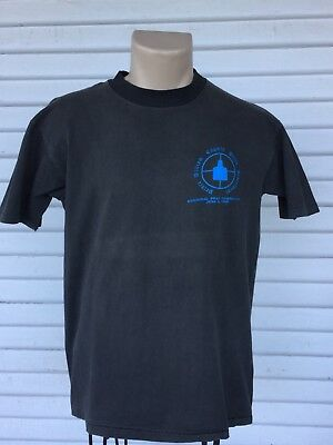 Vintage 1990 Police Sheriff SWAT T-Shirt Prince William County Virginia Va Large