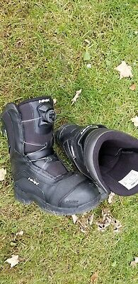 Hmk voyager Boa Boots snowmobile snow winter boot fxr