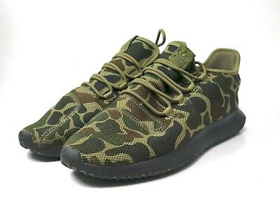 ADIDAS ORIGINALS TUBULAR Shadow Camouflage Camo Shoes Mens Size 11 US CP8682