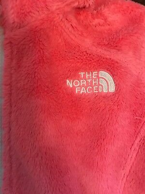 The North face Girls Fleece Osito Jacket Size Small Youth Kids