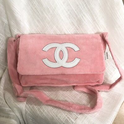 Us Seller Authentic Chanel Vip Velour Patent Leather Cc Adjustable Crossbody  Bag 5b49ec8f5c695