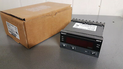 West Instruments N8010 Temperatur Steuerung NOS