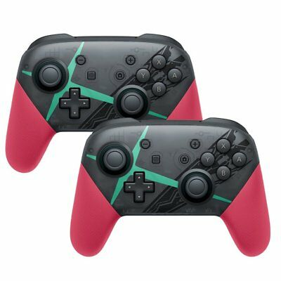 2x Wireless Bluetooth Pro Mandos Gamepad controlador para Nintendo Switch