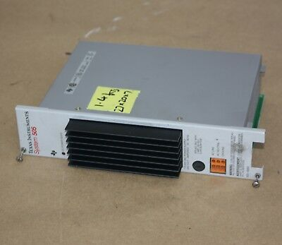 Texas Instruments System 505-6660 Siemens Simatic Ti505 Power Supply Module Plc