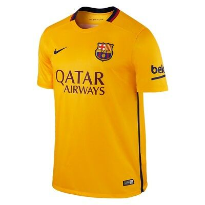 MESSI NIKE BARCELONA 2010 2011 home soccer Jersey S 382354-486 Fifa ... 0a363ed1a7a