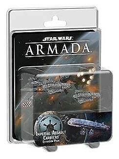 Star Wars Armada Imperial Assault Carriers Expansion Brand New & Genuine