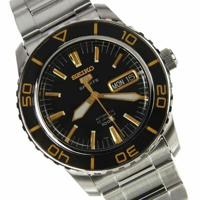 5c61513d7 Seiko 5 Sports SNZH57K1 SNZH57K SNZH57 Automatic Analog Stainless Steel  Watch