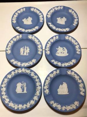 6 Piece Lot of Wedgwood Jasperware