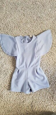 River Island Girls Playsuit Aged 2-3 Years