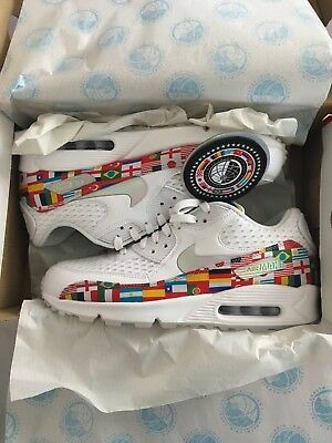 separation shoes 8aded 3af48 Nike Air Max 90 Nic Neuve Taille size 42Eur Uk7.5