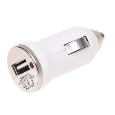 USB Voiture Allume Cigare Chargeur Adaptateur Pr iPhone 5S 4S iPod Galaxy S4 1X