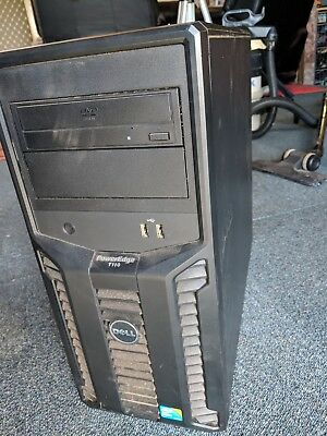 DELL PowerEdge T110 Server Power PC Xeon CPU, only used for home server.