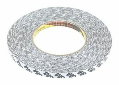 3M 9086 Translucent Double Sided Paper Tape, 9mm x 50m, 0.19mm Thick