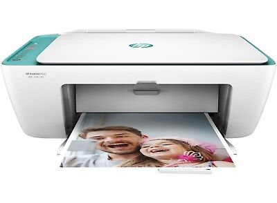 HP DJ 2623 Print-Copy-Scan Wifi Printer Including cartridges