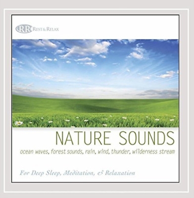 Akim Bliss-`Nature Sounds: Ocean Waves, Forest Sounds, Rain, Wind, Thund CD NEUF