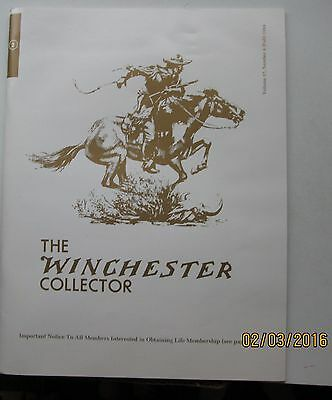 The Winchester Collector  Magazine 1994