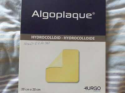 ALGOPLAQUE 20x20cm Verband 1St Verband PZN 4170437