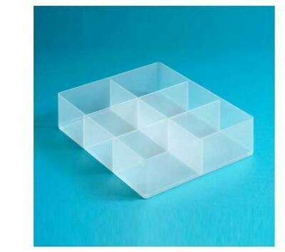 6 Compartment Tray For Really Useful Storage Box