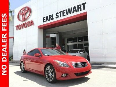 2012 G37 Journey 2012 INFINITI G37, Vibrant Red with 51,647 Miles available now!