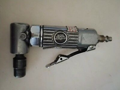 Blue-Point Air Pneumatic Mini Right Angle Die Grinder Or Sander