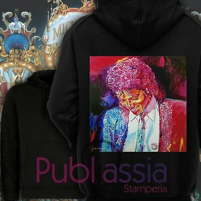 Michael Jackson Felpe Cappuccio Girocollo The King Of Pop MJ Jacko idea regalo 9
