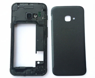 Middle Frame Battery Cover Camera Lens For Samsung Galaxy Xcover 4 G390 G390F