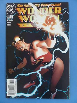 Wonder Woman 194 Classic Adam Hughes Cover! Unread Nm!!