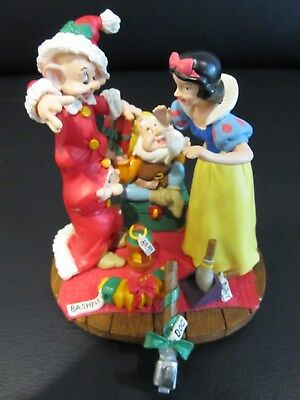 Disney Classics Snow White and The Seven Dwarfs Christmas Stocking Hanger