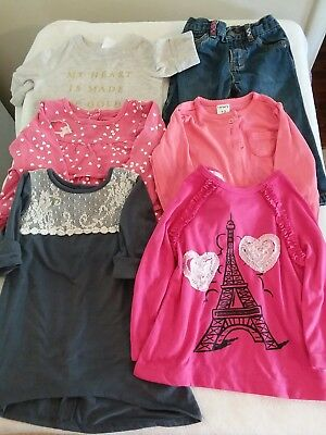 Lot Of 12 Month Baby Girl Clothes